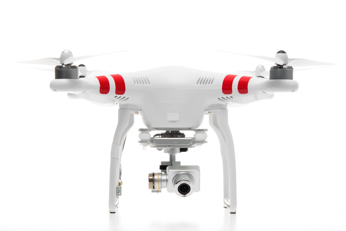 The newly-announced Phantom 2 Vision+