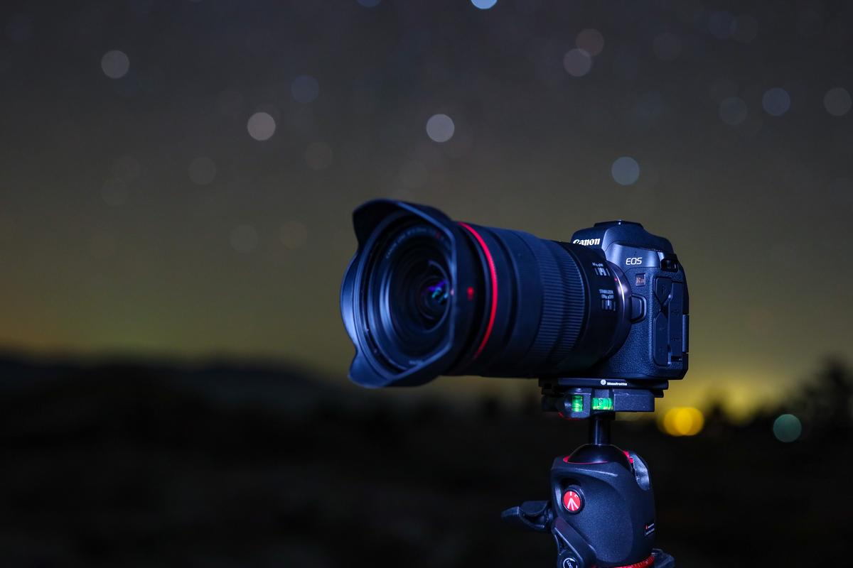 Enhanced for watching the night sky, the EOS Ra full-frame mirrorless from Canon