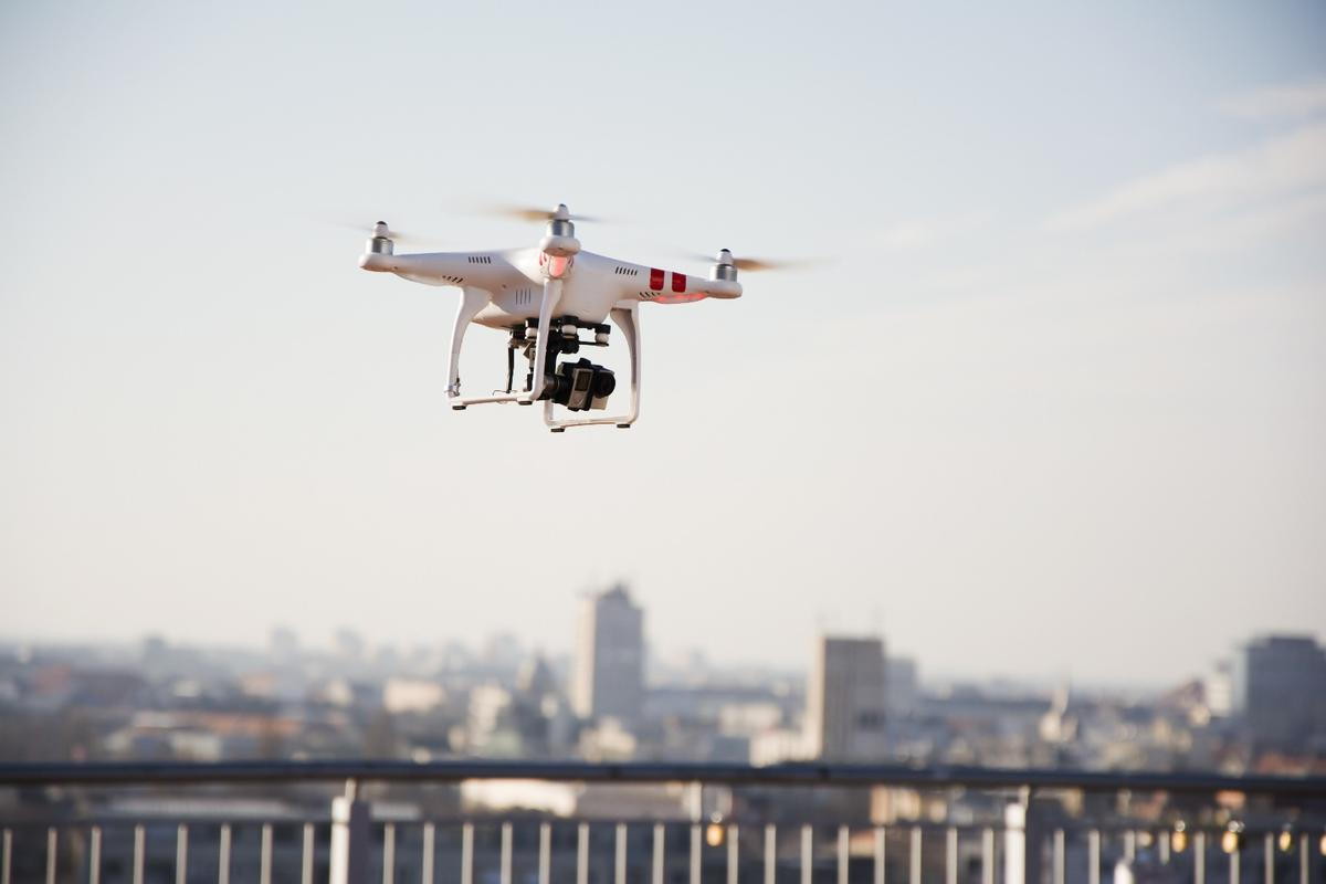 The beta version will work on its Phantom 3 and Inspire 1 drones