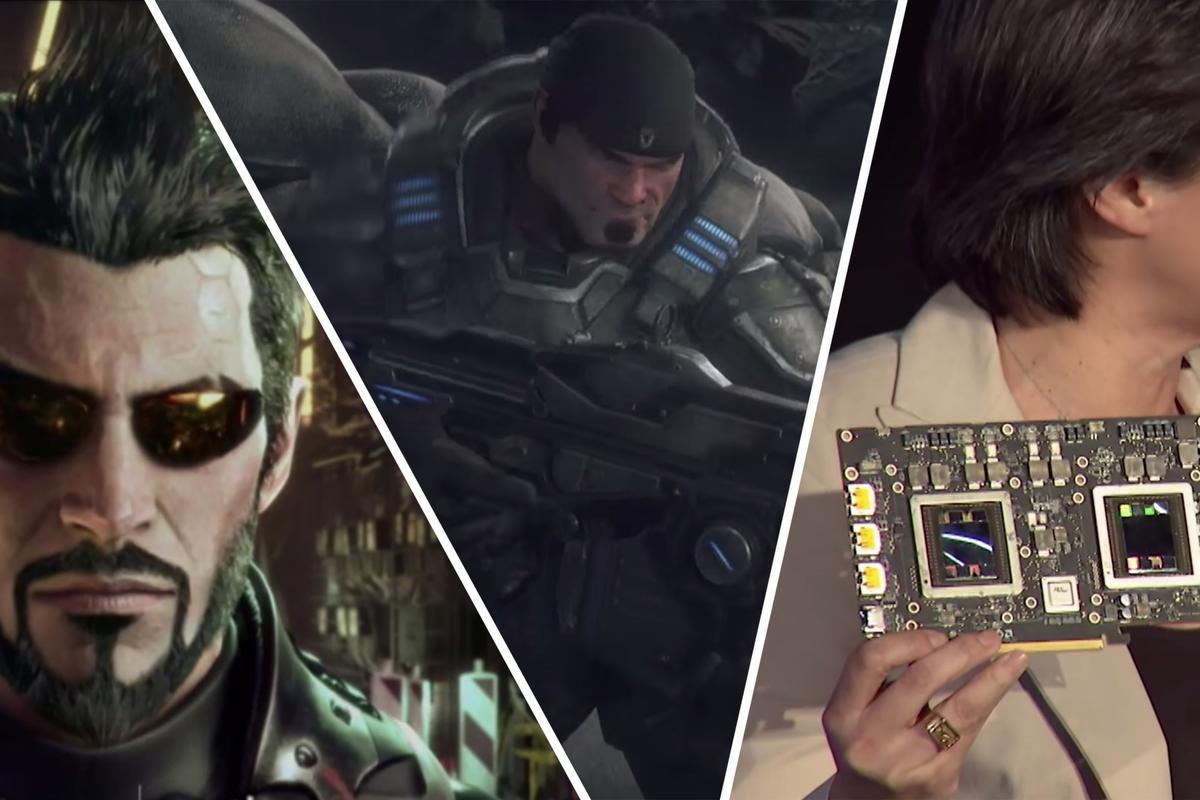 With a dedicated press event and a greater VR presence than ever before, PC gaming got a lot of love at E3 2015