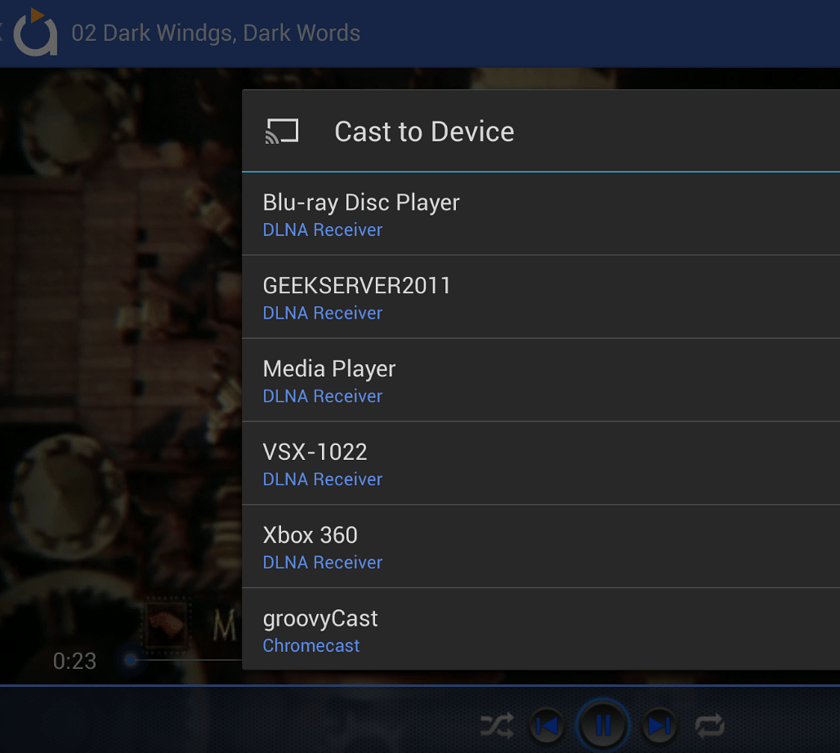 How to stream video from Kindle Fire HDX to Chromecast and more