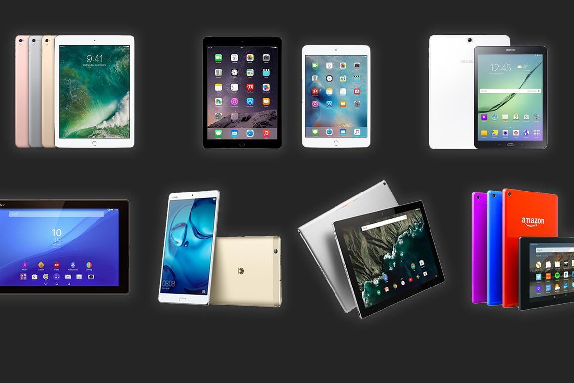 New Atlas does a spec-by-spec comparison of our top tablet picks