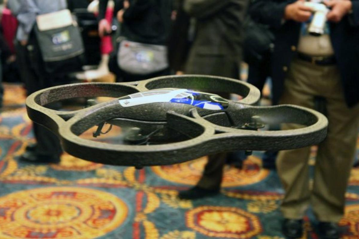 AR Drone has hit the market