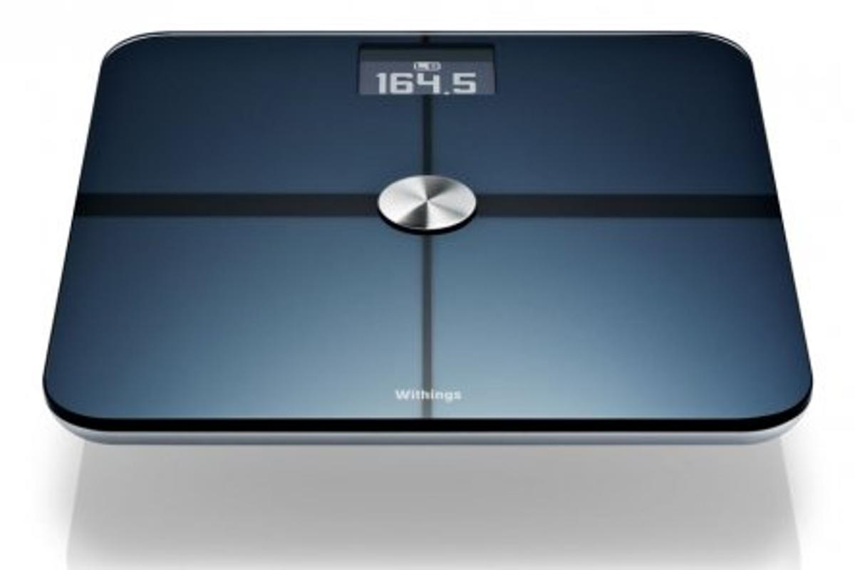 The Withings WiFi body scales have integrated with Google Health