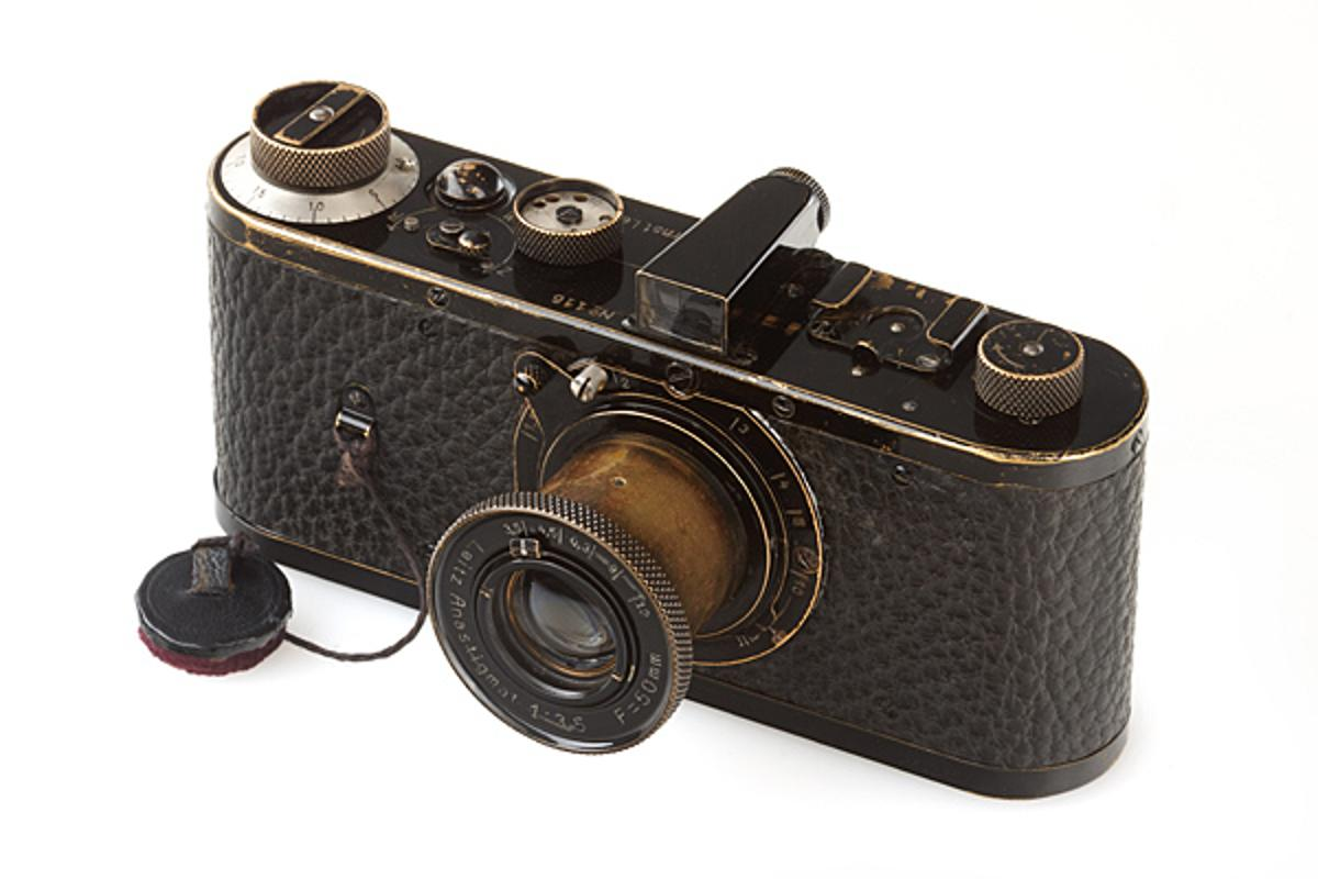 The 1923 Leica 0-Series is expected to sell for around US$807,755