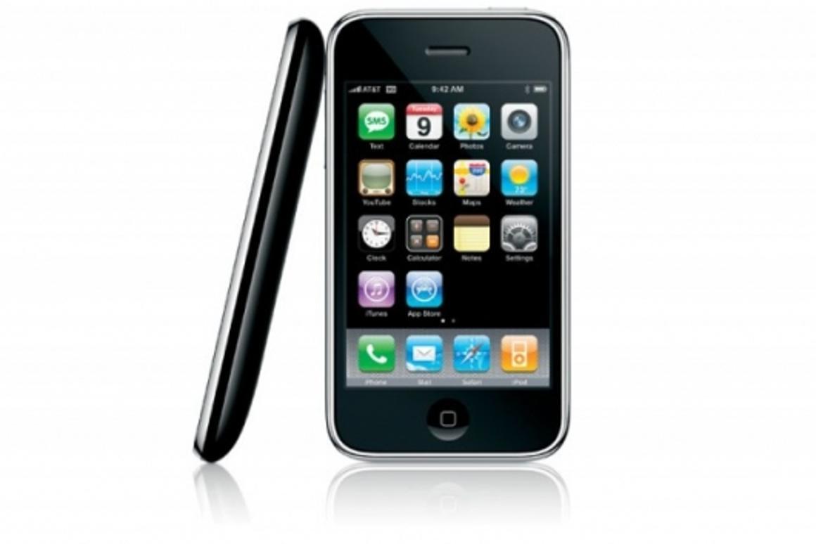 Apple's 3G iPhone