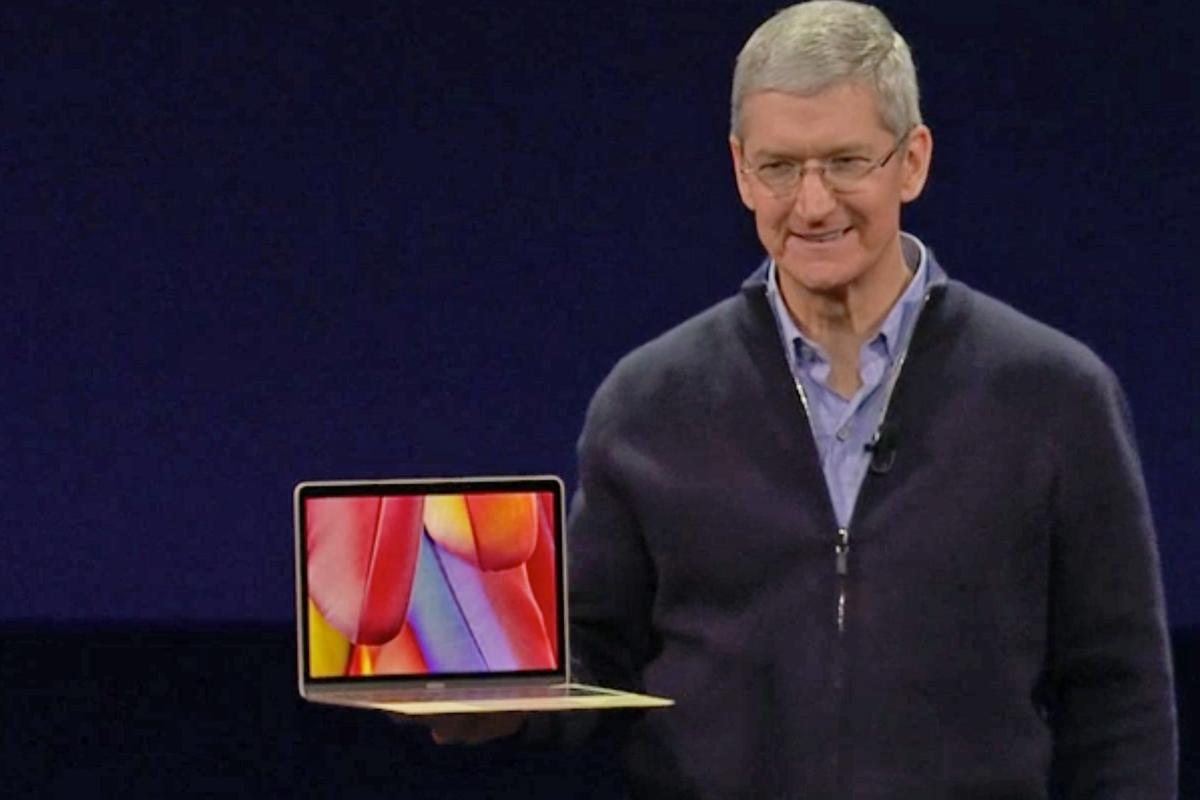 Apple's new MacBook is lighter, thinner and Retina