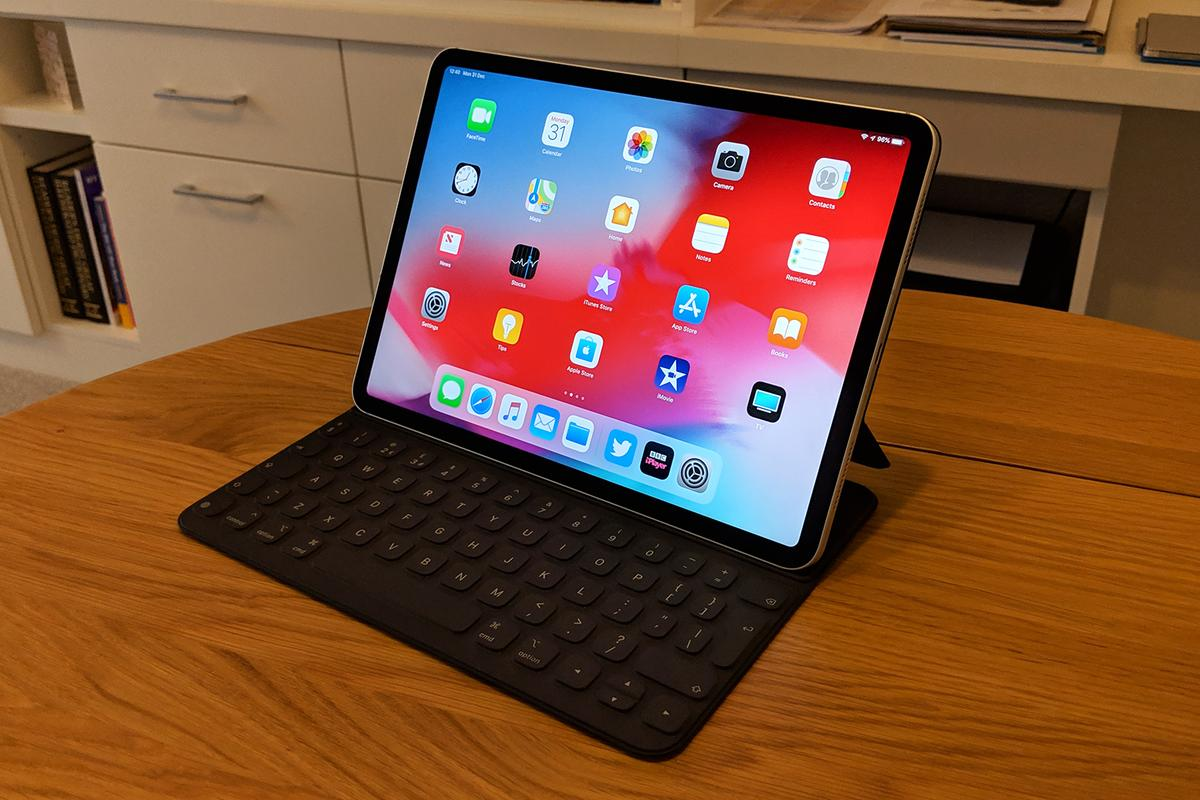 Apple has pulled out all the stops with the 2018 iPad Pro