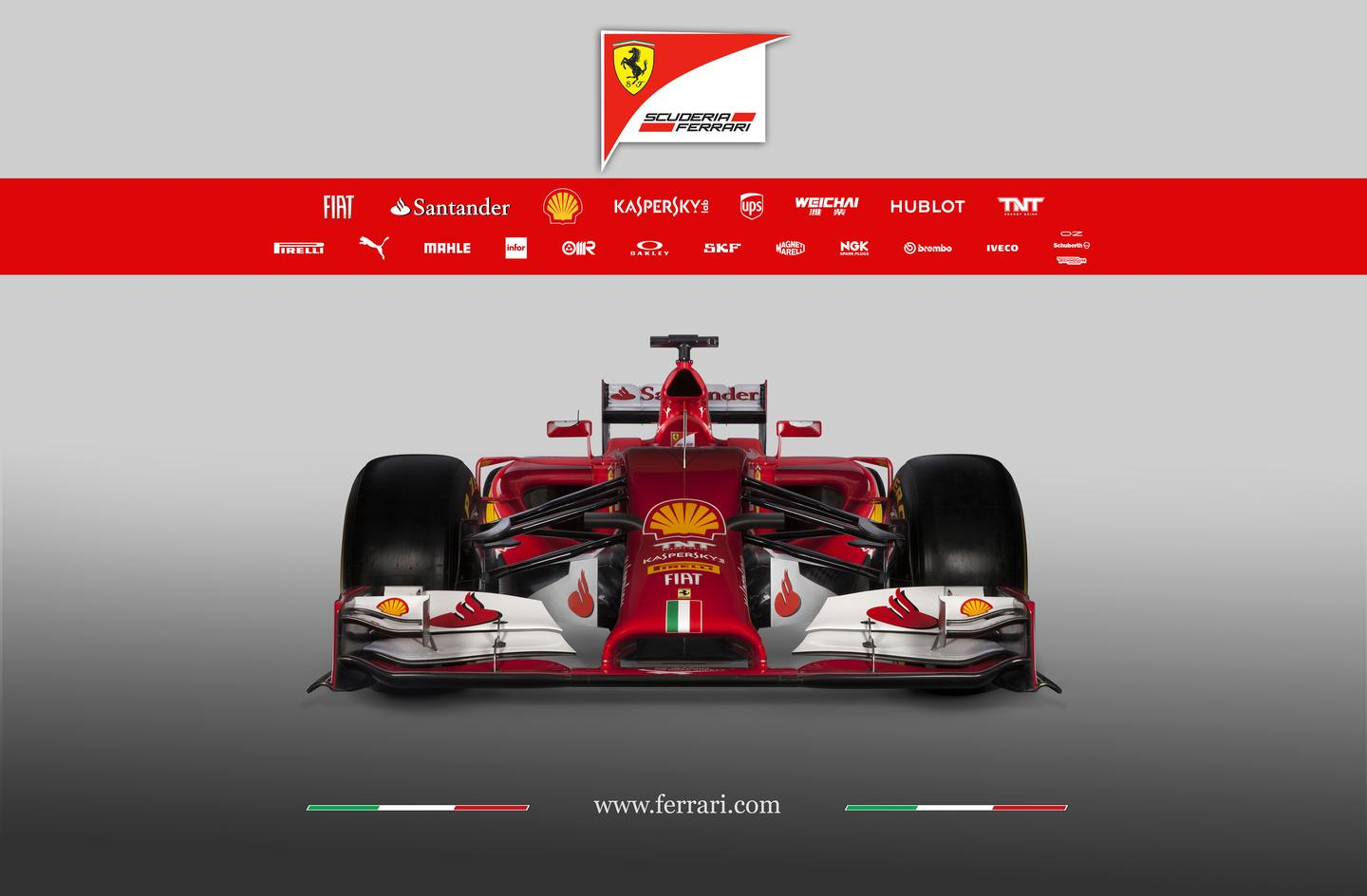 The 2014 F1 Season Is All About Hybrid Diets And Personalized Nose Jobs