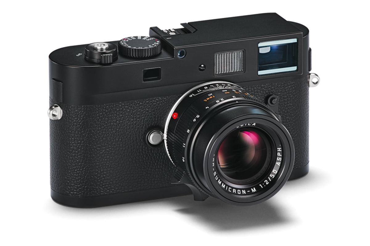 The Leica M-Monochrom will instantly look familiar to anyone who has ever lusted after a Leica