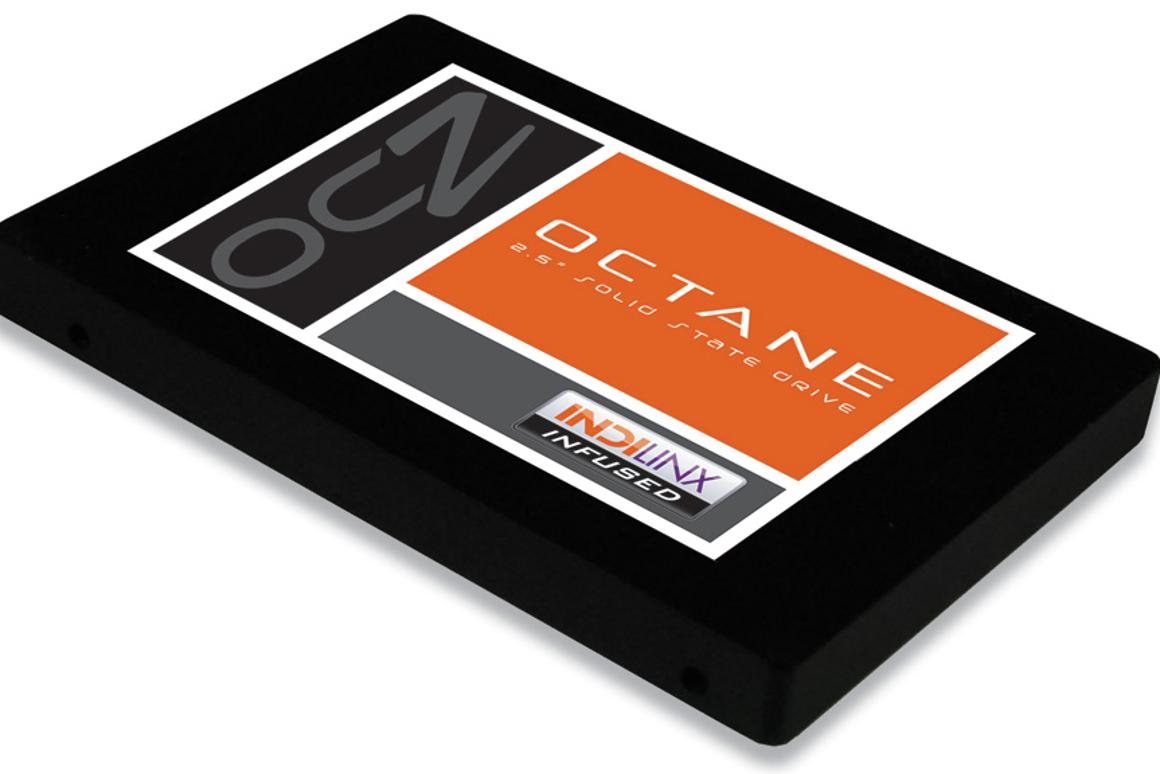 OCZ's new model Octane SSDs will come in 128 GB, 256 GB, 512 GB and 1 TB capacities