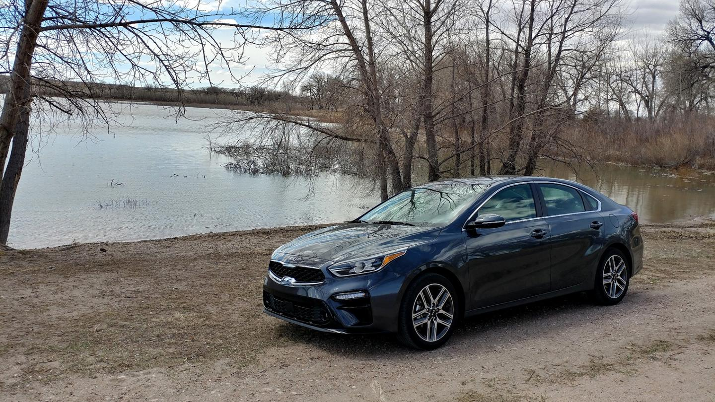 The 2019 Forte is all-new, having been totally redone as a fresh generation for the car