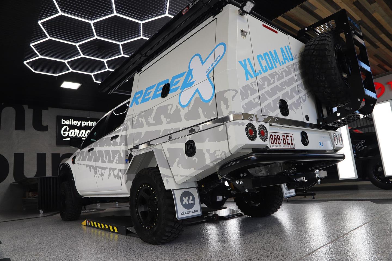 The new Rebel X represents XL's move into the adventure/rec canopy market