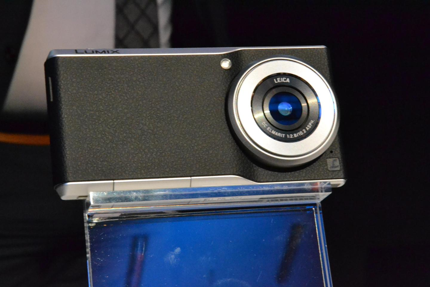 The Panasonic Lumix DMC-CM1 is a smartphone with a one-inch type sensor