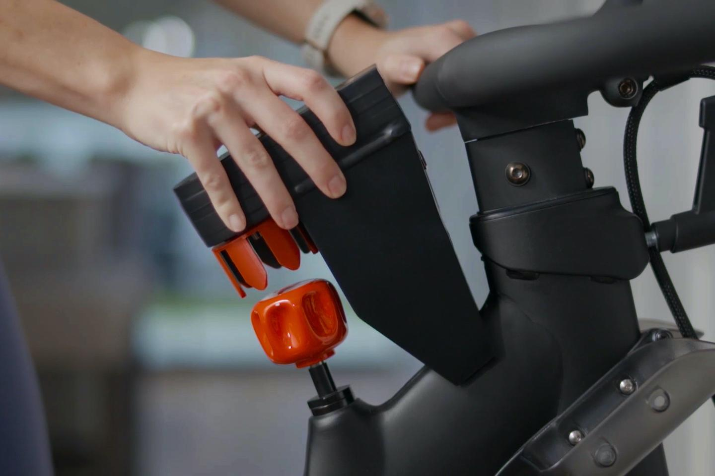 The Shift Smart Trainer is presently on Kickstarter