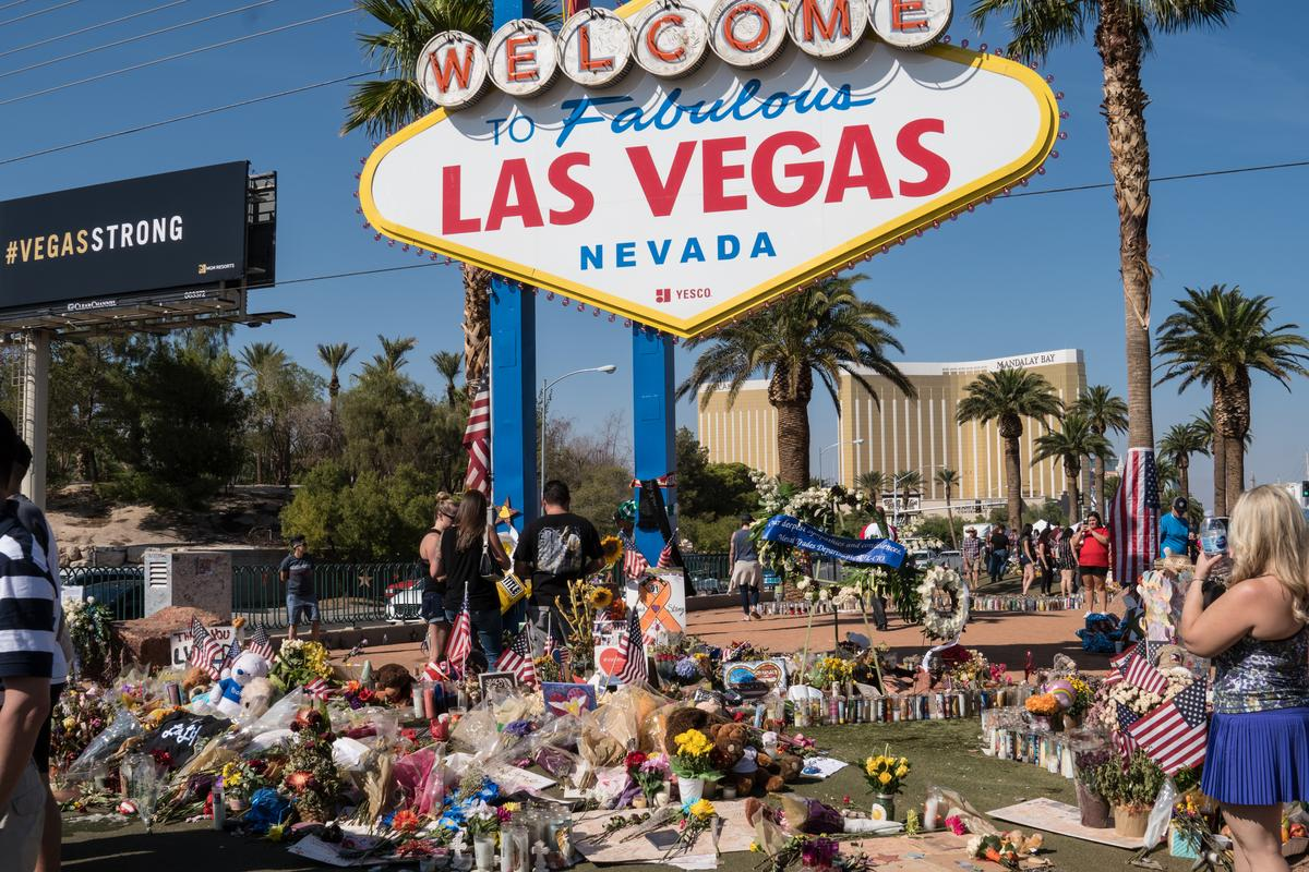 Utilizing smartphone videos from the 2017 Mandalay Bay hotel mass shooting, VERA was able to locate the gunman based on three recorded gunshots