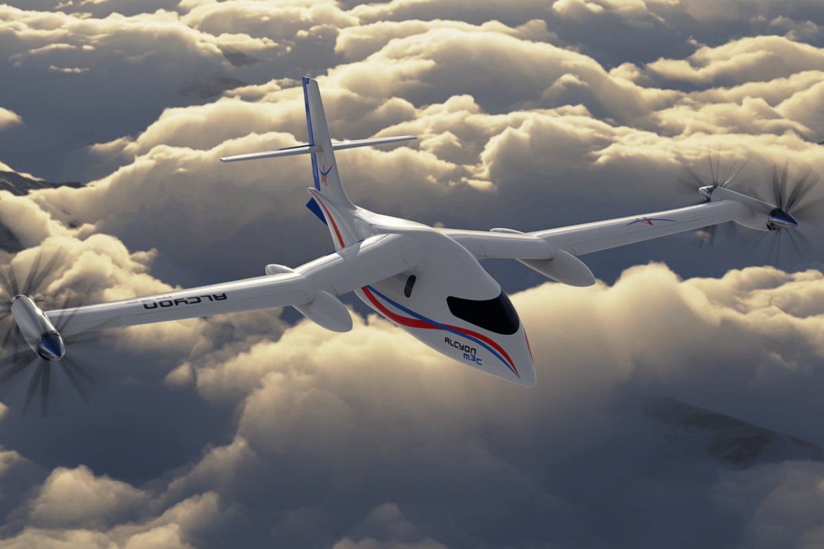 Plans call for the Avions Mauboussin Alcyon M3c to seat five passengers, and have a range of 1,500 km (932 miles)