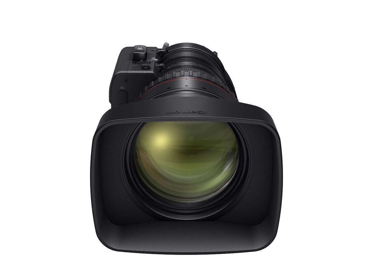 Canon Cine-Servo 50-1000mm T5.0-8.9PL: cinema superzoom