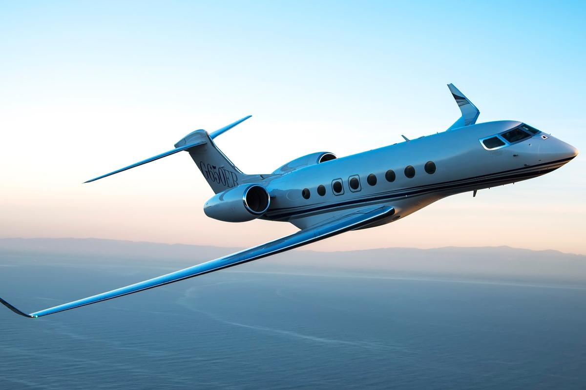 Gulfstream's ultra-long-range G650ER is claiming two speed records