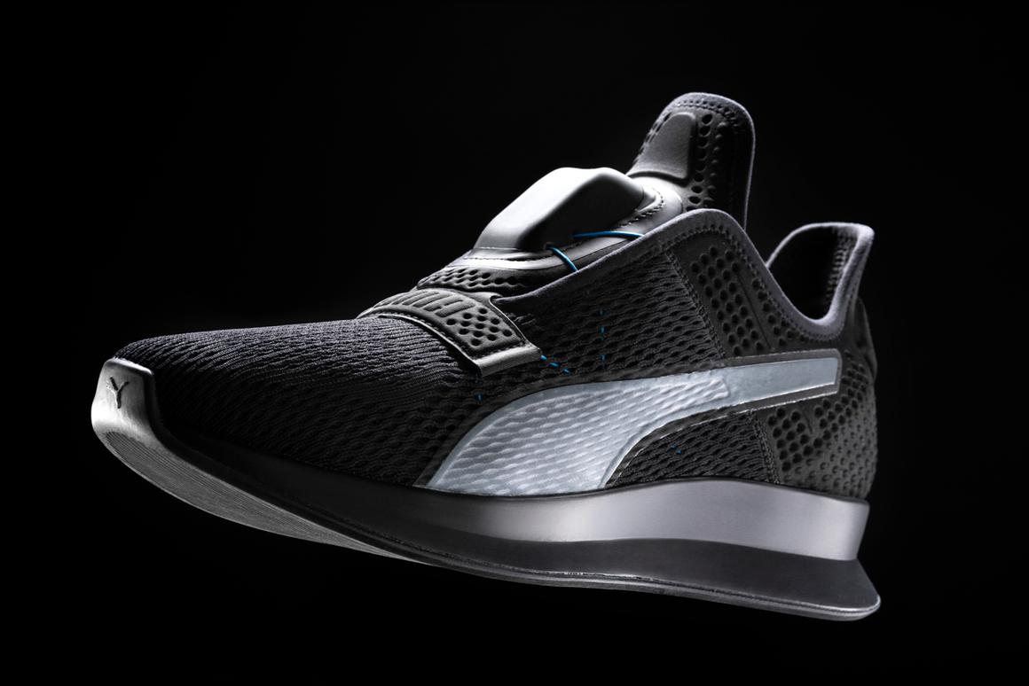 The first Fi shoes should be available next year
