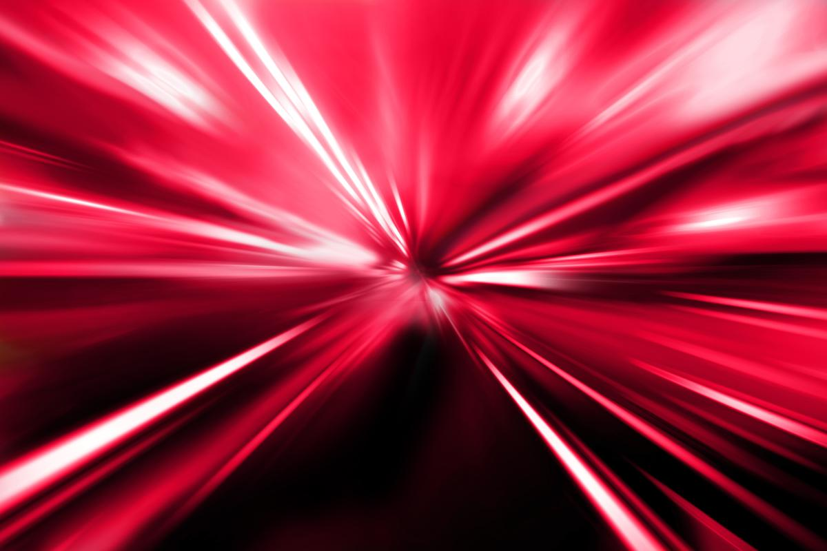 Researchers have found that staring at deep red light for a few minutes a day can improve vision in those over 40