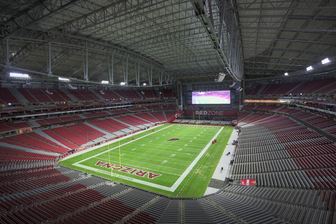 Sunday's Superbowl will be the first under LED lighting