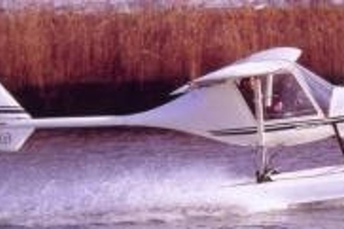 Storch CL Amphibian