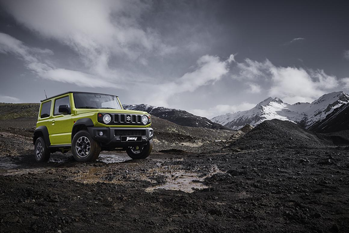2020 Suzuki Jimny One Of The Best Non-US Off-Roaders >> Suzuki Releases Details On The Super Cute 2019 Jimny 4x4