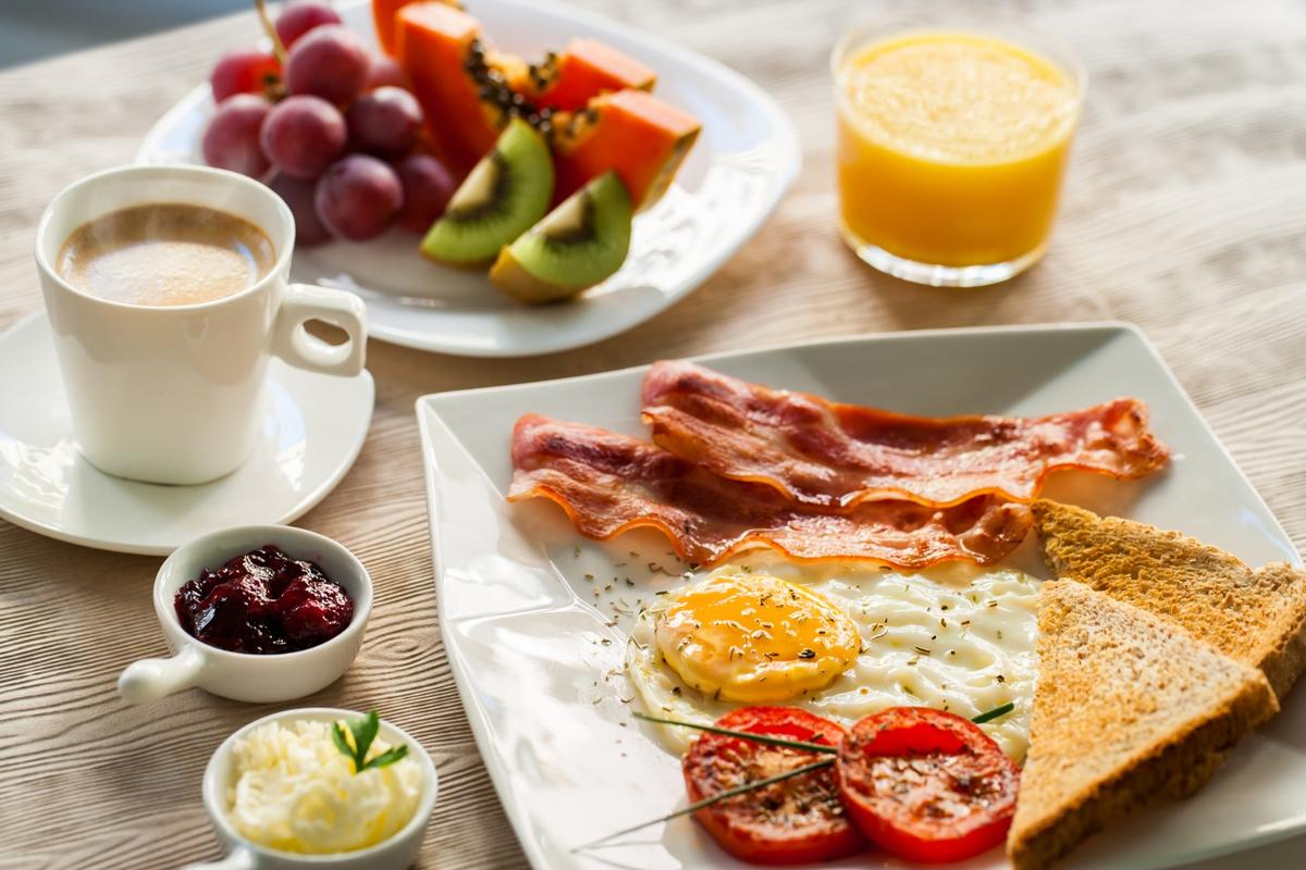 Image result for Do not skip Breakfast