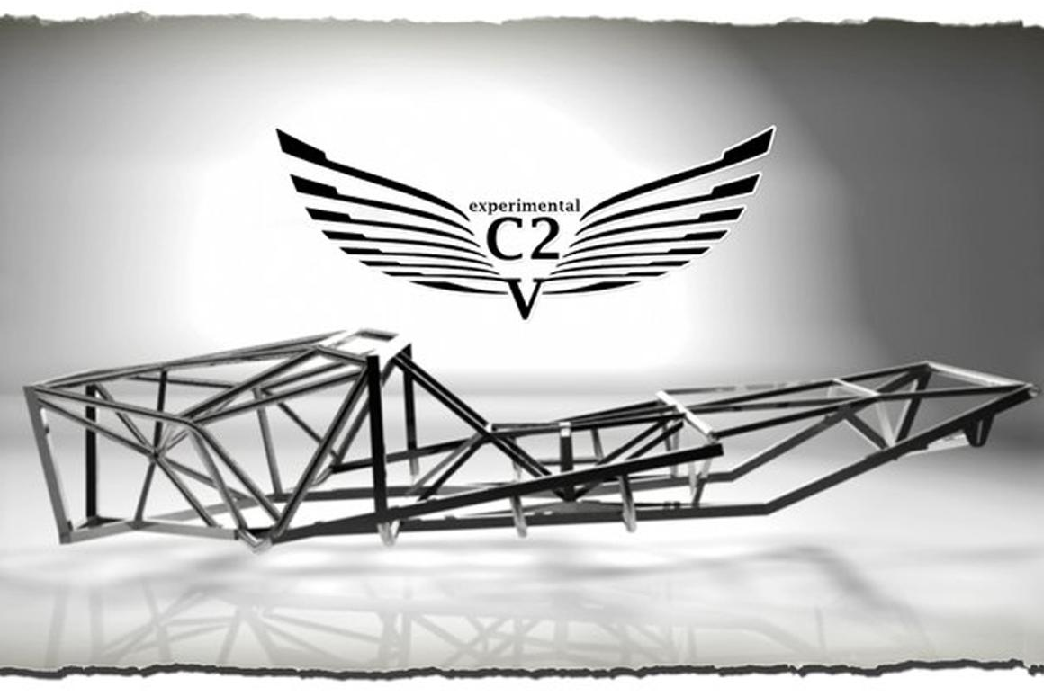 The XC2V must be designed around the tubular chassis found in the Local Motors Rally Fighter