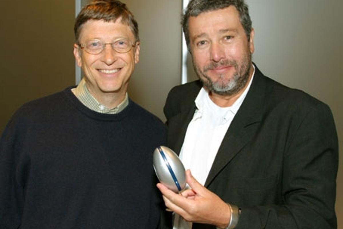Bill Gates & Philippe Starck