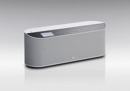 Sony's VAIO WA1 wireless boombox.