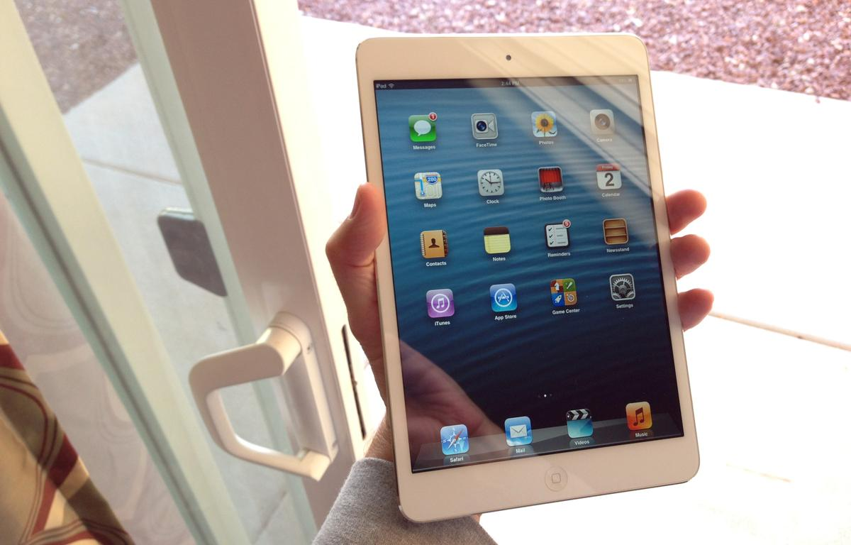 The iPad mini is another design milestone from Jony Ive's team
