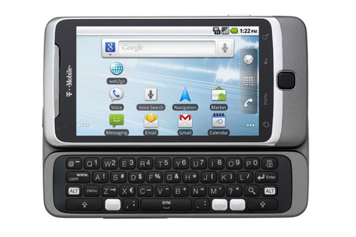T-Mobile G2 QWERTY official