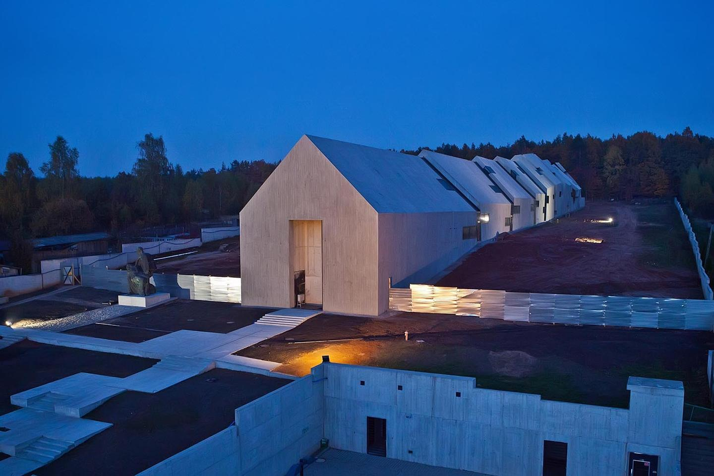 The project was commissioned by the Kielce Region Countryside Museum