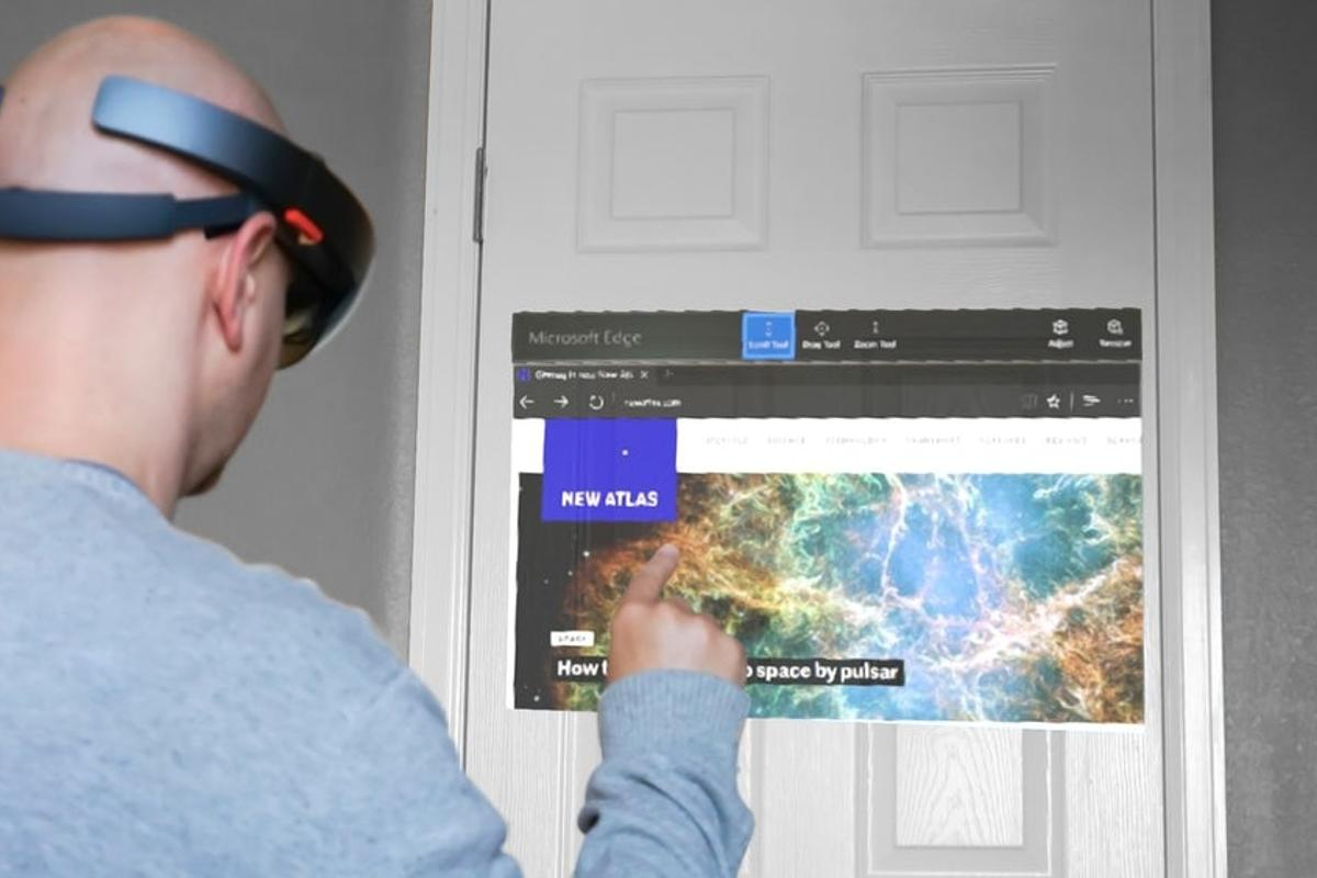 Microsoft has reported that the second generation of its augmented reality headset, the HoloLens, will include a dedicated artificial intelligence coprocessor