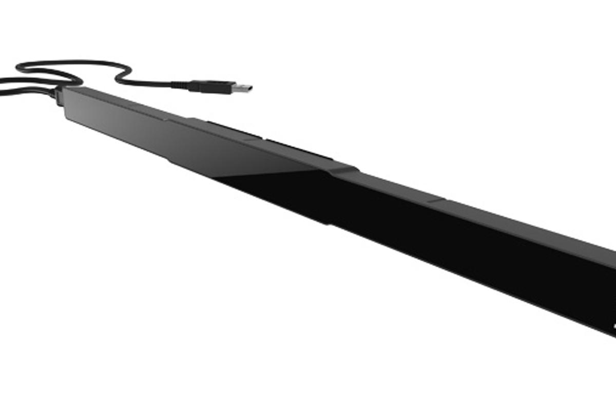 The new gaming-targeted device will be based on Tobii's EyeX controller