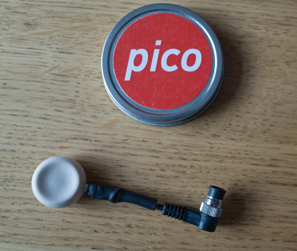 There are nine cables for the Pico, allowing it to work with 300 cameras (Photo: Simon Crisp/Gizmag.com)
