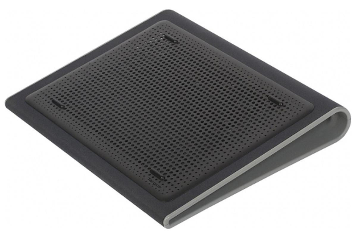 The Lap Chill Mat from Targus not only provides a comfortable barrier between you and your laptop but can also help to keep your portable computer cool too