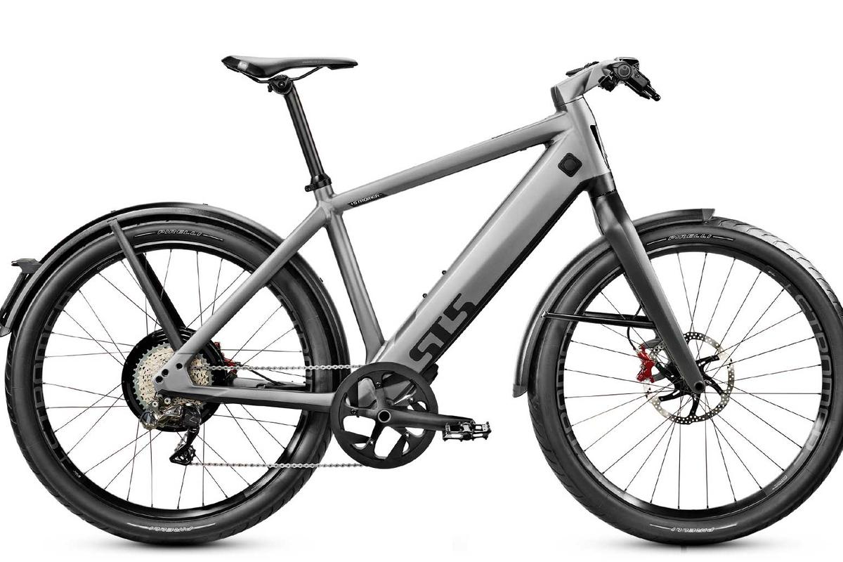 Beautiful design, impressive power, huge range and intelligent practicalities set the Stromer ST-5 apart