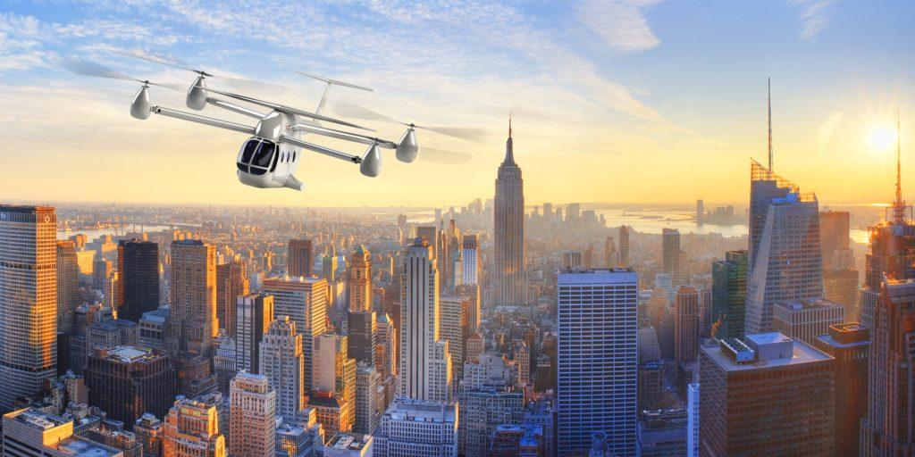 The RX eTransporter claims extremely impressive range, payload and endurance figures for a non-transitioning eVTOL air taxi