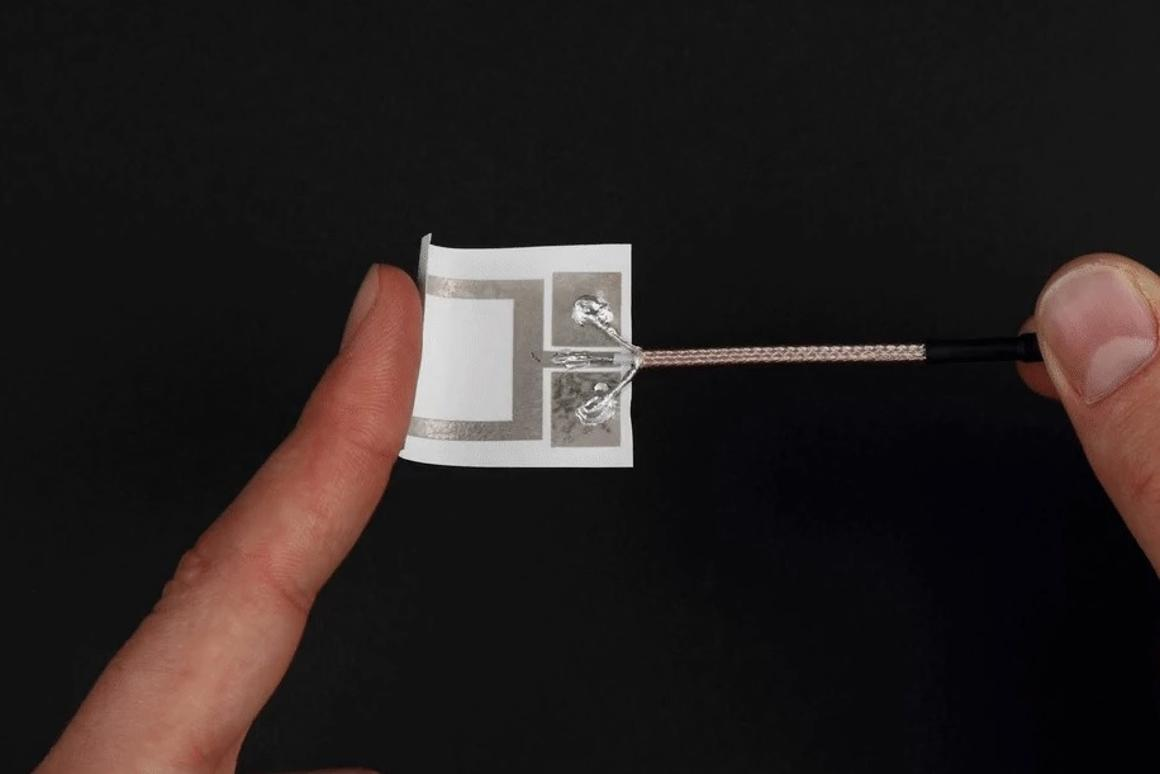 A flexible, paper-like ceramic material has been created that promises to provide an inexpensive, fireproof, non-conductive base for a whole range of new and innovative electronic devices