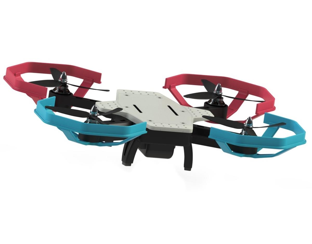 Eedu is an aerial drone kit that aims to take the pain out of using a programmable drone, with a quick and simple assembly process and an easy-to-use development environment for creating new applications