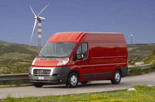 The new Ducato