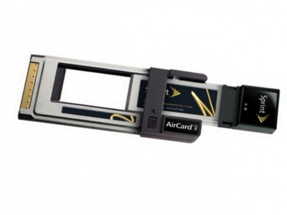 2-in1 ExpressCard and PC Card connection