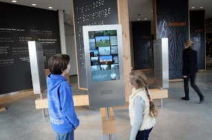 The Stonehenge Visitor CentreImage: English Heritage