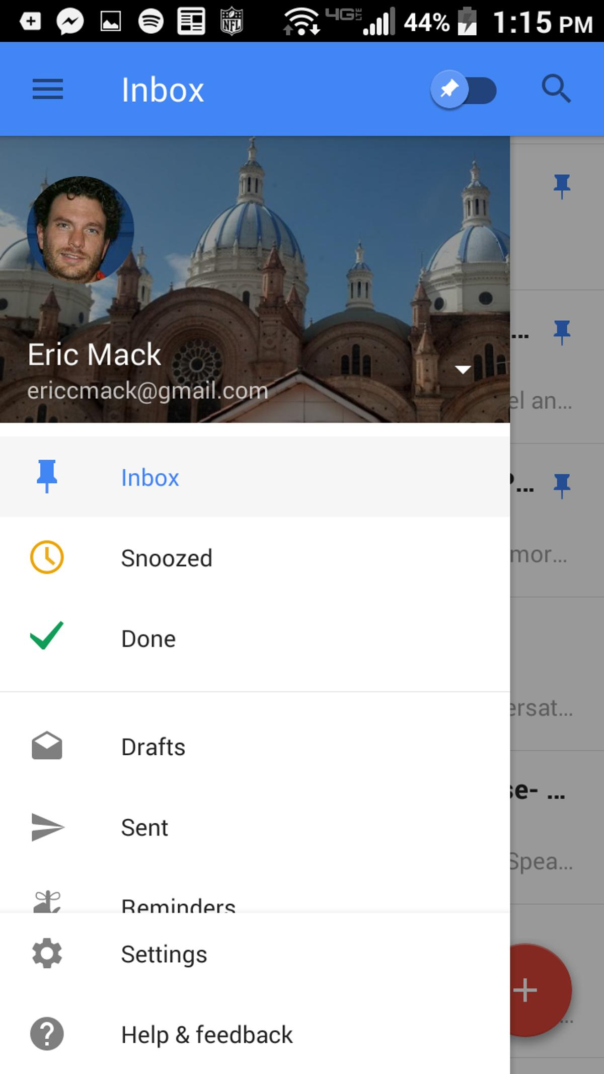 Gizmag reviews Google's new take on email, Inbox for Gmail