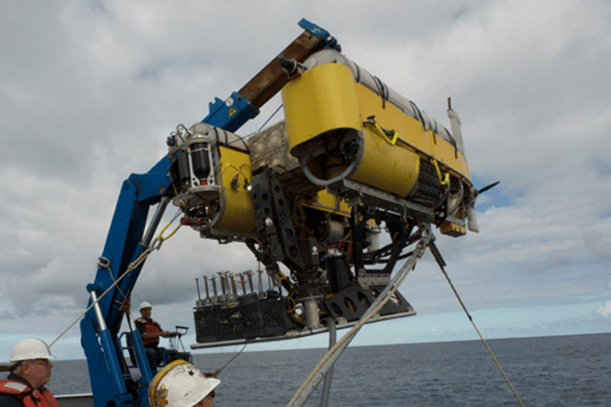 The loss of the Nereus submersible represents a significant loss to the scientific community (Photo: Ken Kostel, Woods Hole Oceanographic Institution)
