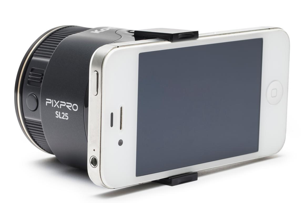 Kodak smart lens cameras try to take on Sony