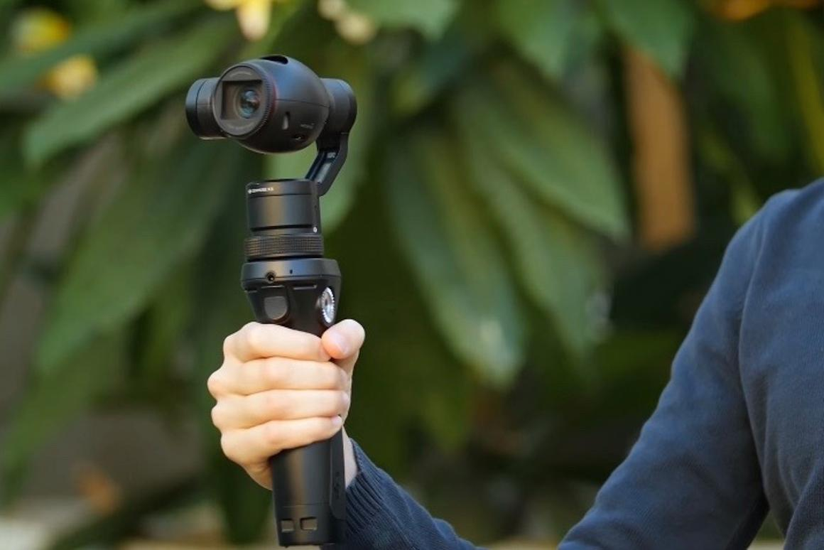 DJI's new down-to-earth Osmo